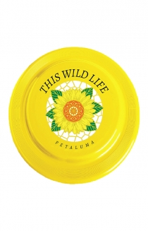 Sunflower Frisbee