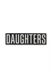 Daughters Enamel Pin