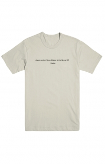 Places We Don't Know Tee