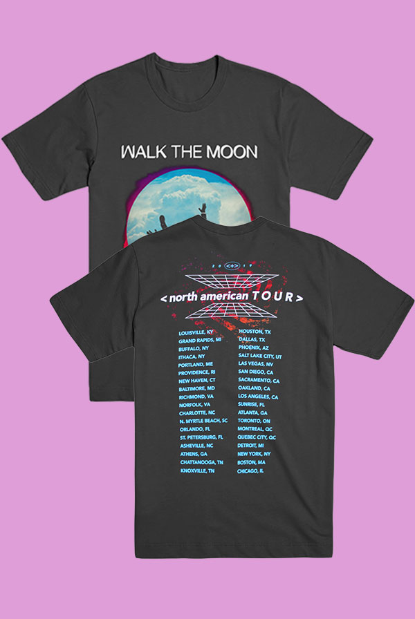 Walk The Moon Official Merchandise