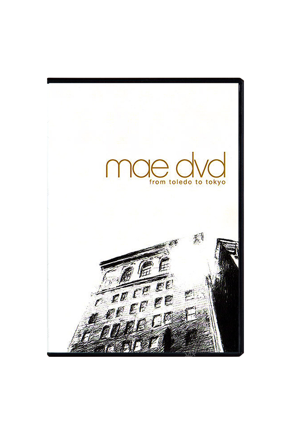 From Toledo To Tokyo DVD Music - Mae Music - Online Store on