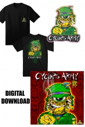 Ultimate Cyclops Army Bundle