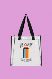 We Carry Each Other Tote