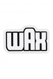 WAX Sticker