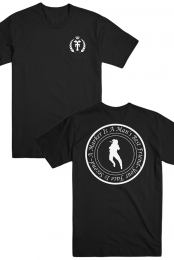 The Baller Tee (Black) - Faction Apparel Co.