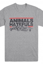 Animals & Hatefuls Tee