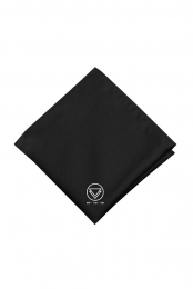 Logo Handkerchief (Black)