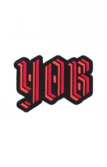 YOB Logo Patch