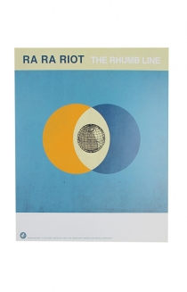 The Rhumb Line Double Sided Poster