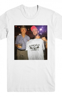 Clint Photo Tee (White)