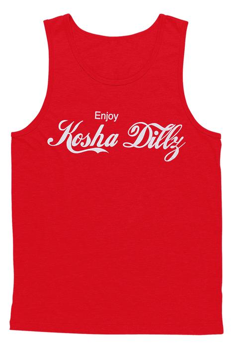 Enjoy Kosha Tank (Red)