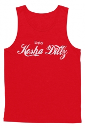 Enjoy Kosha Tank (Red)