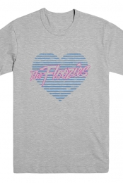 Wav Heart Tee (Heather Grey)