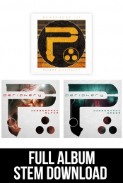 Periphery III: Select Difficulty + Juggernaut: Alpha + Omega Full Album Stem Download