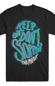 Keep On Tee (Black)