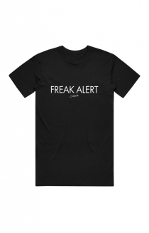 Freak Alert Tee (Black)