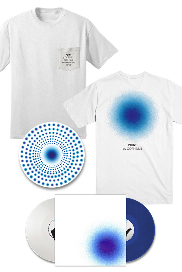 Point (Remaster) Deluxe LP + Pocket Tee Combo