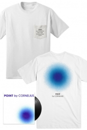 Point (Remaster) Standard LP + Pocket Tee Combo