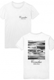 Mellow Waves White Tee