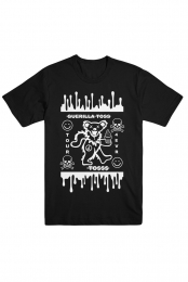 Tour 4 ever Tee (Black)