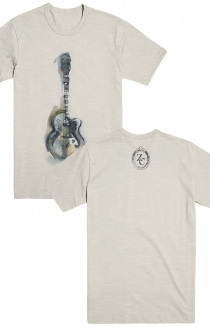 ZC Signature Guitar Watercolor Tee