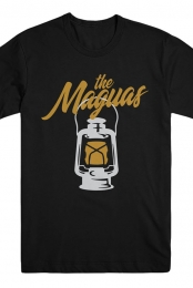Lantern Tee (Black) - The Maguas