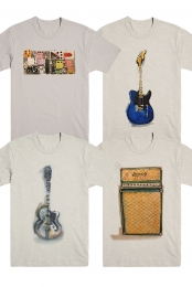 ZC Watercolor Tshirt Series