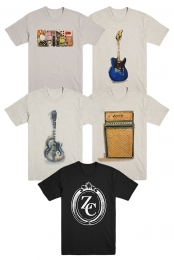 All 5 ZC Tees