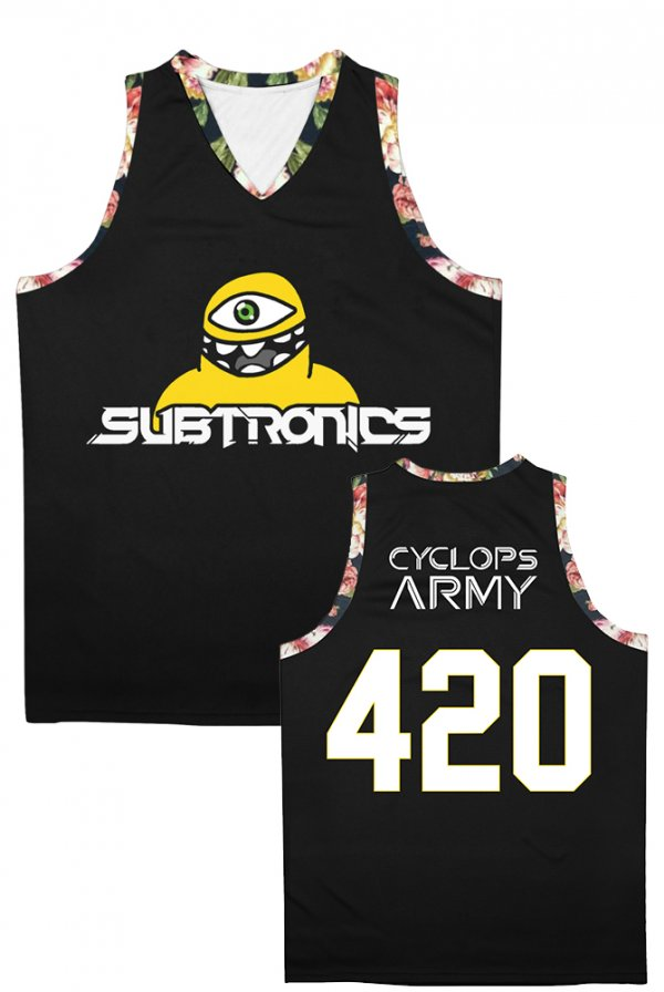 Classic Cyclops Basketball Jersey