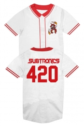 Poi Cyclops Baseball Jersey - Subtronics