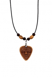 Sawyer's New Free Range Folk Wood Necklace
