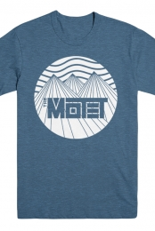 Mountain Tee (Heather Blue)