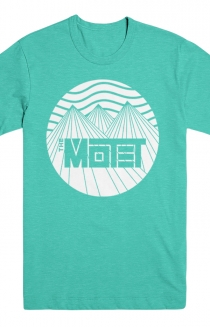 Mountain Tee (Teal)