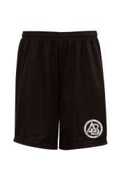 Monogram Shorts (Black)