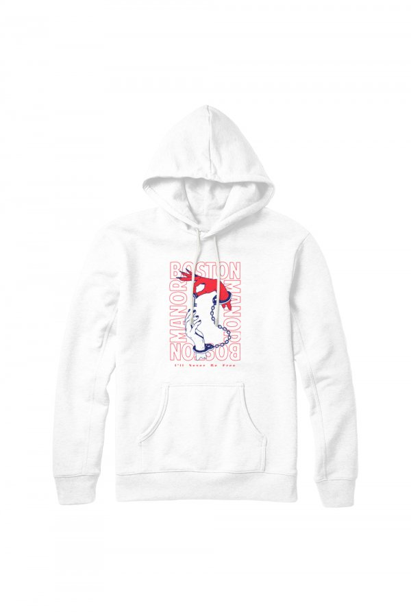 I'll Never Be Free Hoodie
