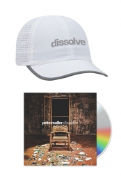 Dissolve CD (Signed) + Hat