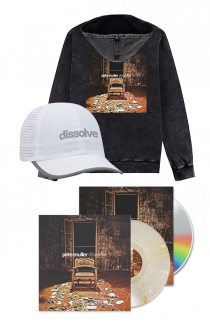Dissolve LP + CD (Signed) + Hat + Hoodie