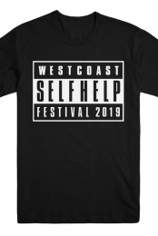 West Coast Parental Advisory Tee (Black)