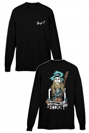 Skeleton Longsleeve (Black)