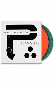 Juggernaut: Alpha / Omega 2xLP (Orange/Aqua Green)