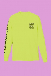 Sonic Research Facility Longsleeve