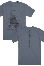 Foundations of Burden T-Shirt (Grey)