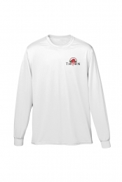 Where Is Campaign Charity Long sleeve Tee (White)