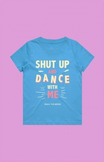 Shut Up & Dance Toddler Tee
