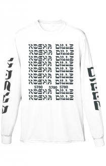 Repeat Long Sleeve (White)
