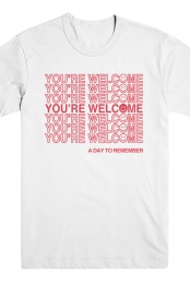 You�re Welcome Tee (White)