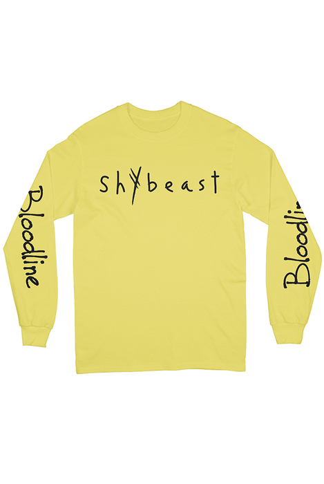 Bloodline Long Sleeve (Yellow)