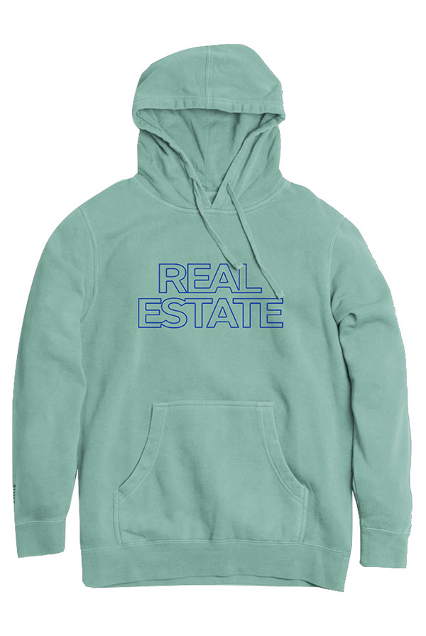 Real Estate Hoodie (Mint)
