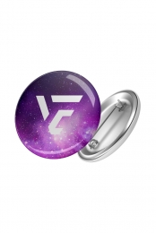 Purple Pin