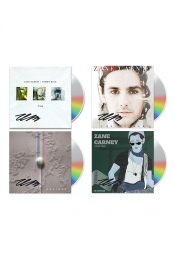 Signed CD Combo Pack